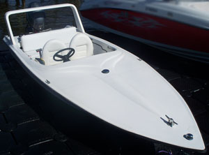 Daytona Beach Power Boat Rental